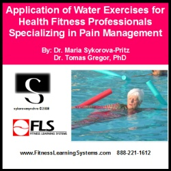 Application of Water Exercise in Pain Management Image
