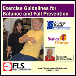 Exercise Guidelines for Balance and Fall Prevention Image