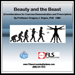 Beauty and the Beast (Considerations for Exercise Demonstration and Prescription) Image
