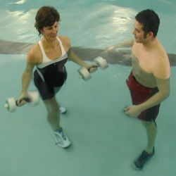 Transitioning Personal Training from Land to Water Certificate Program Image